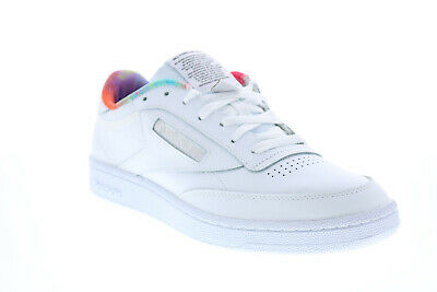 AU103.99 • Buy Reebok Club C 85 FX4771 Mens White Synthetic Lifestyle Sneakers Shoes