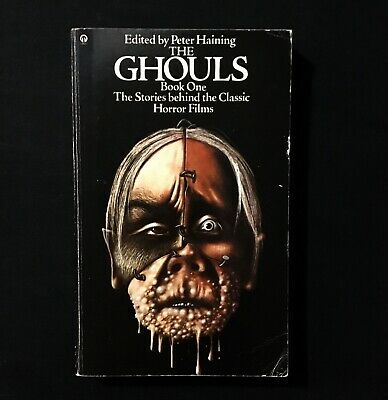 Peter Haining - The Ghouls - Book One - Orbit Books - 1976 Vintage Horror • 16£