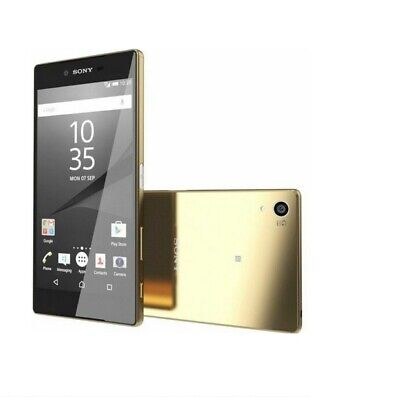 $ CDN177.35 • Buy Original Sony Xperia Z5 Premium Gold E6853 5.5  32GB 23MP 4G LTE Smartphone