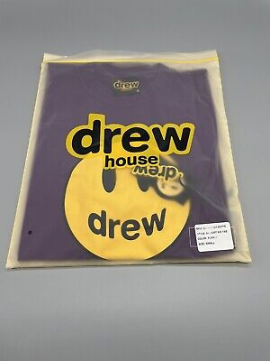 AU131.18 • Buy House Of Drew  Justin Bieber Size S Small Purple  Mascot T Shirt Authentic