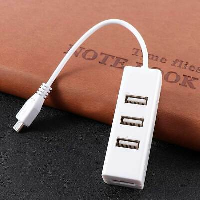 AU6.55 • Buy USB 2.0 USB To OTG Micro USB Extension Cable Converter Charging Cable Adapter