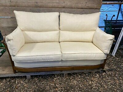 Ercol Renaissance 2 Seater Sofa Settee Golden Dawn  • 400£