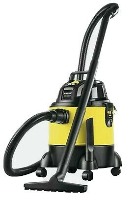 Parkside Wet & Dry Vacuum Cleaner 1,300W 20L Container  180 Air Watts • 64.99£