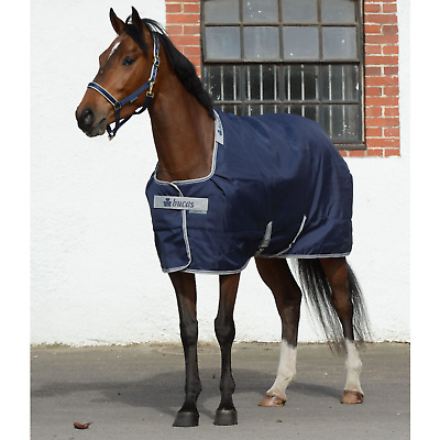 Bucas Celtic Lightweight Stable Rug - Navy 5'6  - New, Bag, Tags RRP £109.00 • 59.99£