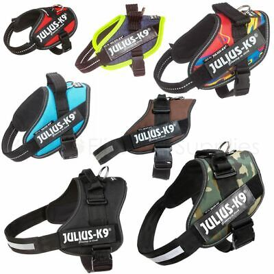 £42.45 • Buy Julius K9 Official IDC® POWERHARNESS Strong Adjustable Dog Harness
