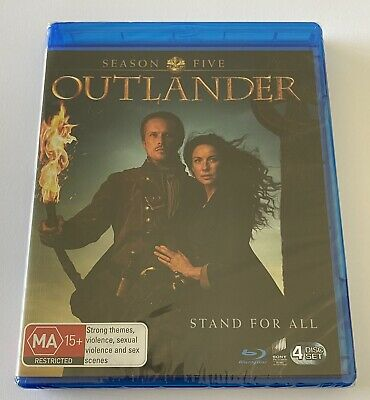 AU24.92 • Buy Outlander: Season 5 (Blu Ray 4-Discs Set) **BRAND NEW & SEALED** Region Free
