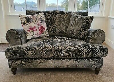 Maya Love Seat With Cushions - Very Comfortable, Bought From Sofology In 2019 • 545£