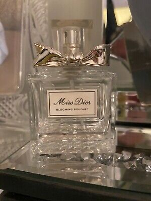 Christian Dior Miss Dior Blooming Bouquet 50ml Eau De Toilette EDT Used • 1.99£