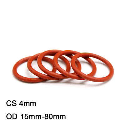 2mm to 78mm select size 2.5mm// Inner Diameter ID 1x NBR O-Ring cross section