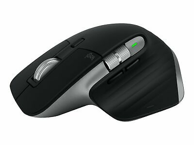 AU189.20 • Buy Logitech MX Master 3 For Mac Mouse Laser 7 Buttons Wireless Bluetooth 910-005696