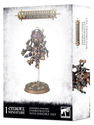 AU51.78 • Buy Endrinmaster Dirigible Suit Kharadron Overlords NEW IN BOX Warhammer Age Sigmar