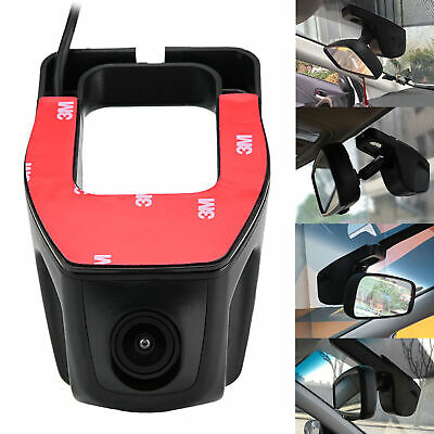 AU26.48 • Buy USB Car DVR Driving Video Recorder GPS 1080P Dash Camera For Android System