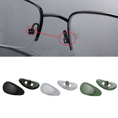 £2.26 • Buy 1 Pair Of Jade Nose Pads Glasses Pads Glasses Spare Parts For  Glasses,