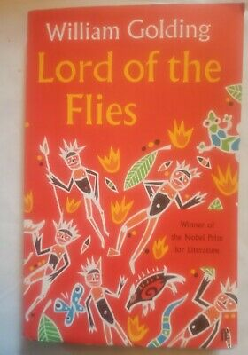 Lord Of The Flies By William Golding (Paperback) Faber And Faber • 1.30£