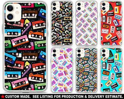 AU32.19 • Buy IPHONE Or SAMSUNG CELL PHONE CASE - Cassette Tapes #1 Retro 80s 90s Mix Gift