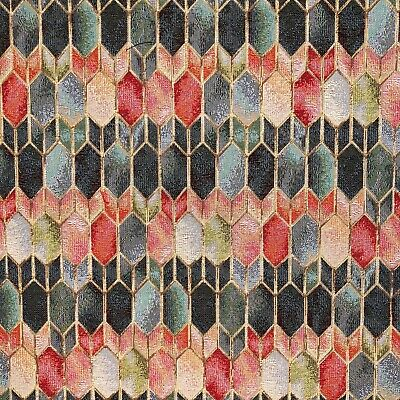 £14.50 • Buy Tapestry Fabric Little Vincent Upholstery Furnishings Curtains 140cm Wide