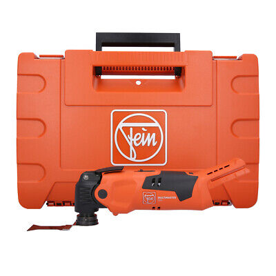 £149.90 • Buy Fein AMM500 Plus 18v Starlock Plus MultiMaster With Carry Case 71293362000