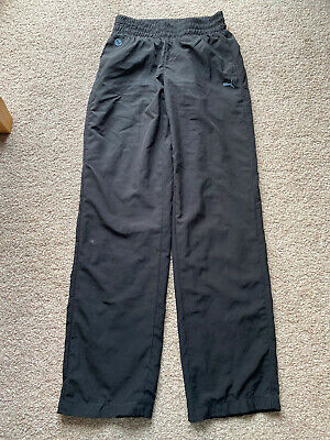 Puma Tracksuit Bottoms Joggers Trousers Size S (10) • 3£