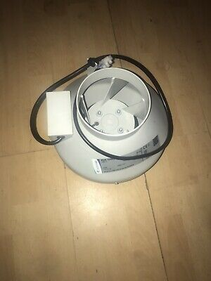 Systemair Sileo 5 Inch RVK Fan Ducting 5  125mm A1 Extractor • 40£