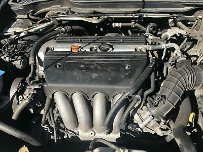 AU880 • Buy Engine, Motor 2006 Honda Accord 2.4, K24a8, 7th Gen, Cm (vin Mrhcm), 09/03-10/07
