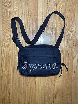 $ CDN94.23 • Buy Supreme FW18 Shoulder Bag Black 100% Authentic Worn Once No Flaws