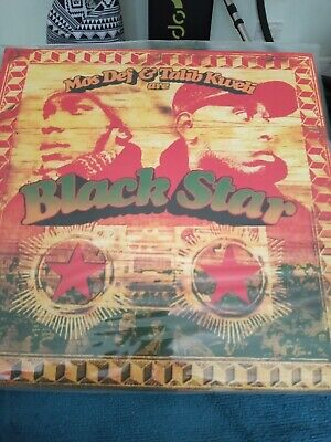 "MOS DEF & KWELI ARE BLACK STAR Definition RAWKUS US Original VINYL 12"" HIP-HOP • 21£"