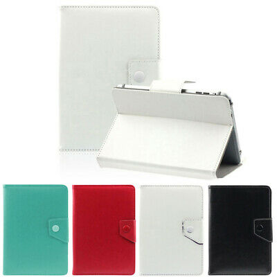 AU5.09 • Buy Universal PU Leather Stand Cover Case For 7 Inch Tablet PC Pure Color