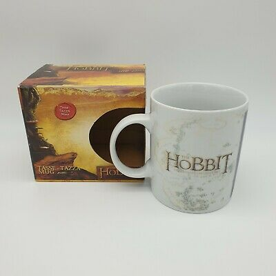 £11.99 • Buy The Hobbit An Unexpected Journey Rivendell Mug Boxed Great Gift Idea Free P&P