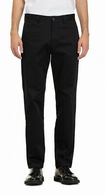 $ CDN41.03 • Buy Norse Projects Mens Albin Chino Pants Black Size 32x31 Slim Flat Front $210- 337
