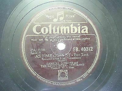 Carroll Gibbons & The Savoy Hotel Orpheans India Rare 78 Rpm 10  Vg+ • 101.72£