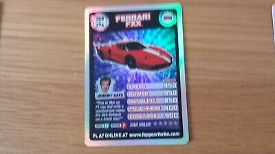 Top Gear Turbo Challenge SUPER RARE TRADING CARDS 258/276 JUST OPENED PACKETS • 5£
