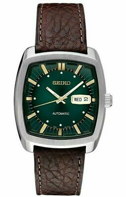 $ CDN221.54 • Buy SEIKO RECRAFT SNKP27 Automatic Stainless Steel Green SNKP27-NEW
