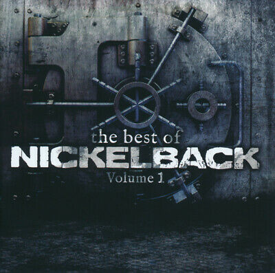 Nickelback ‎– The Best Of Nickelback (Volume 1) CD Roadrunner 2013 NEW • 11.26£