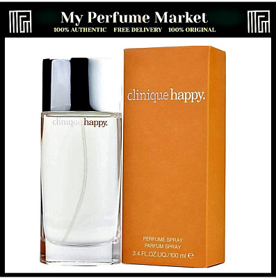 Clinique Happy For Her Edp 100ml Spray Brand New & Boxed • 46.99£