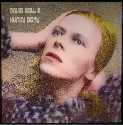 BOWIE, David - Hunky Dory (remastered) - Vinyl (LP) • 22.60£