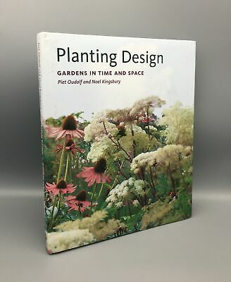 £91.50 • Buy Piet Oudolf, Noel Kingsbury; Planting Design: Gardens In Time And Space; Timber