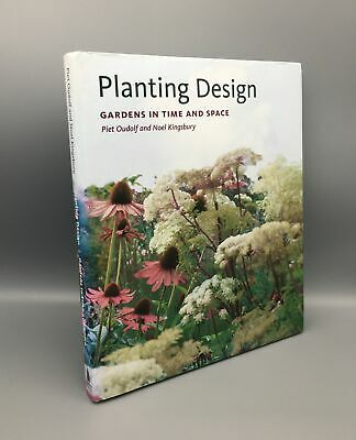 £100 • Buy Piet Oudolf, Noel Kingsbury; Planting Design: Gardens In Time And Space; Timber