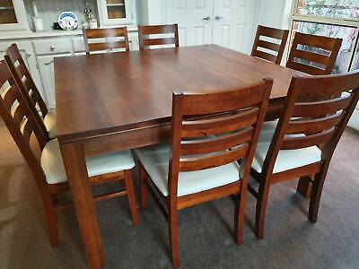 AU790 • Buy Dining Table With 8 Chairs