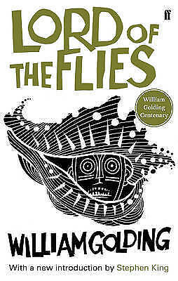 Lord Of The Flies: With An Introduction By Stephen King By William Golding... • 4.50£