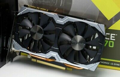 $ CDN368.47 • Buy ZOTAC GeForce GTX 1070 Mini 8GB GDDR5 Graphics Card (ZT-P10700G-10M)