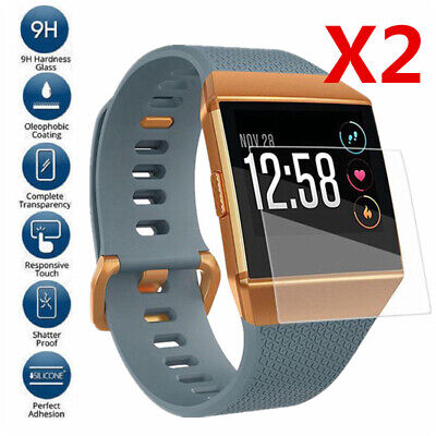 $ CDN2 • Buy For Fitbit Blaze/Surge/Ionic Tempered Glass Screen Protector Protective Film 2X