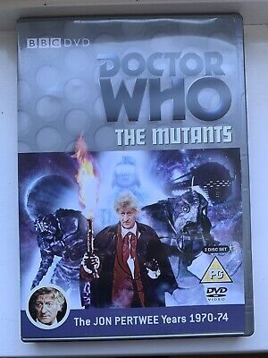 Doctor Who - The Mutants (DVD, 2011, 2-Disc Set) • 5.49£