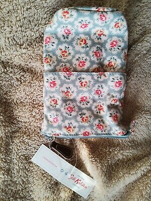 Cath Kidston Provence Rose Fold Down Pencil Case New With Tags  • 9.99£