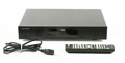 AU1005 • Buy Oppo 203 Blu Ray Player - Includes Remote - Excellent Condition