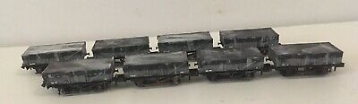 8 N Gauge Peco China Clay Wagons. Compatible With Farish And Dapol. A • 82.48£