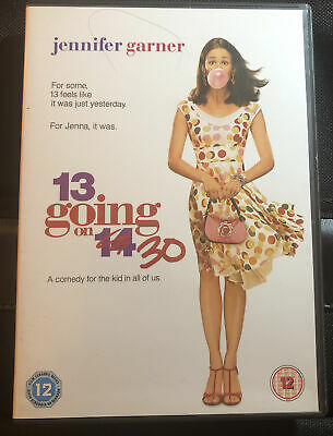 13 Going On 30 (DVD, 2004) • 2.50£