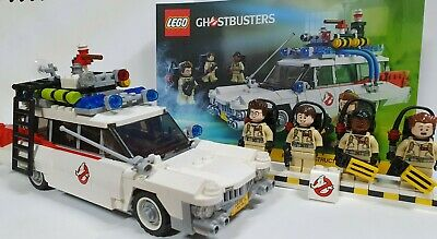 Lego 21108 Ecto-1 Ghostbusters Car With 4 Figures • 72£