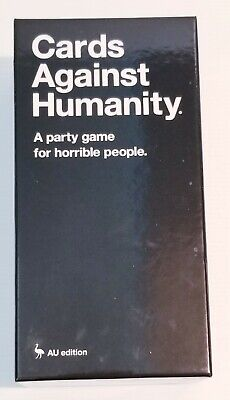 AU19.50 • Buy Cards Against Humanity Australian Edition