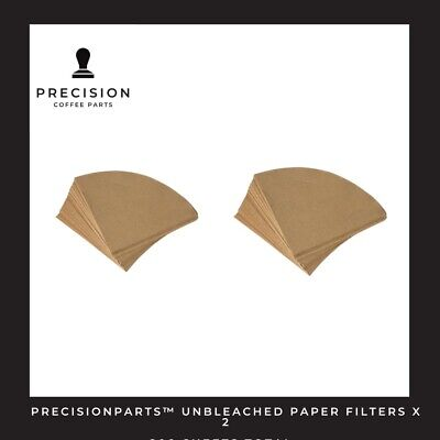 AU25 • Buy V60 Filter Paper For 2 Cup Coffee Cone Dripper 100 Pack X 2 (200 SHEETS TOTAL)