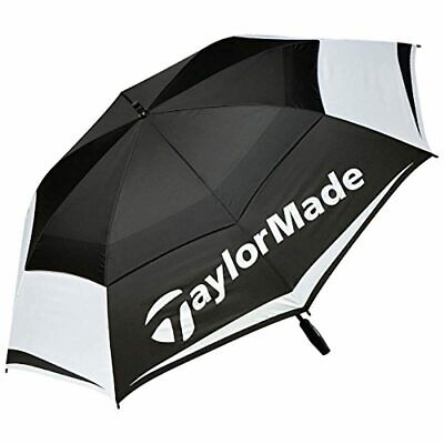 TaylorMade Tour Preferred Double Canopy Golf Umbrella • 42.74£